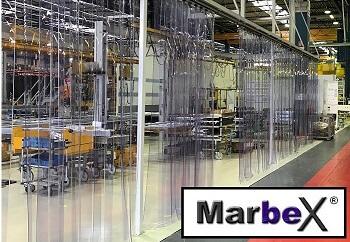 PVC Streifenvorhang Marbex® Vorhang Zubehör kaufen, bestellen